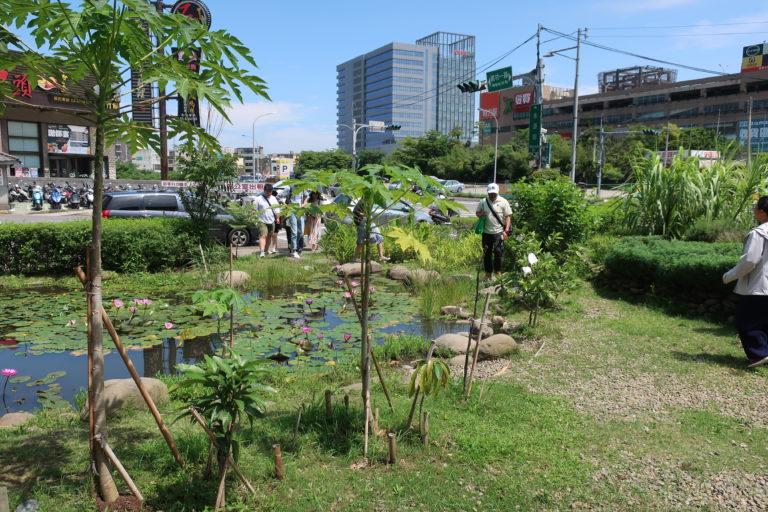 les forêts comestibles publiques de Taïwan